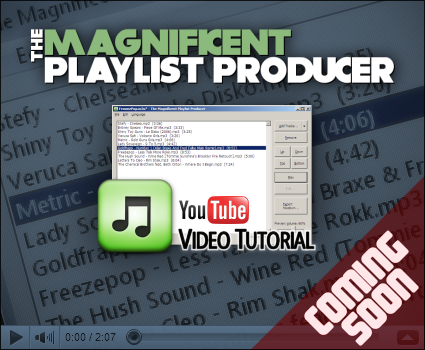 Coming soon: Playlist Producer video tutorial